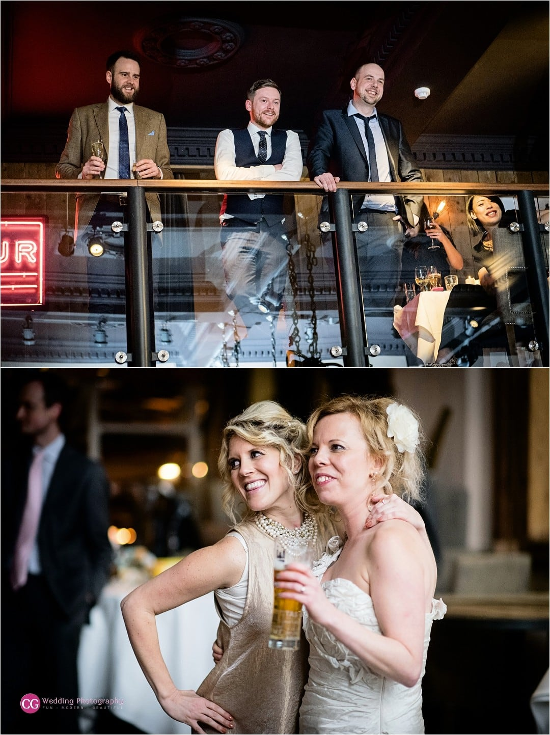 St Barts Brewery Wedding Photography