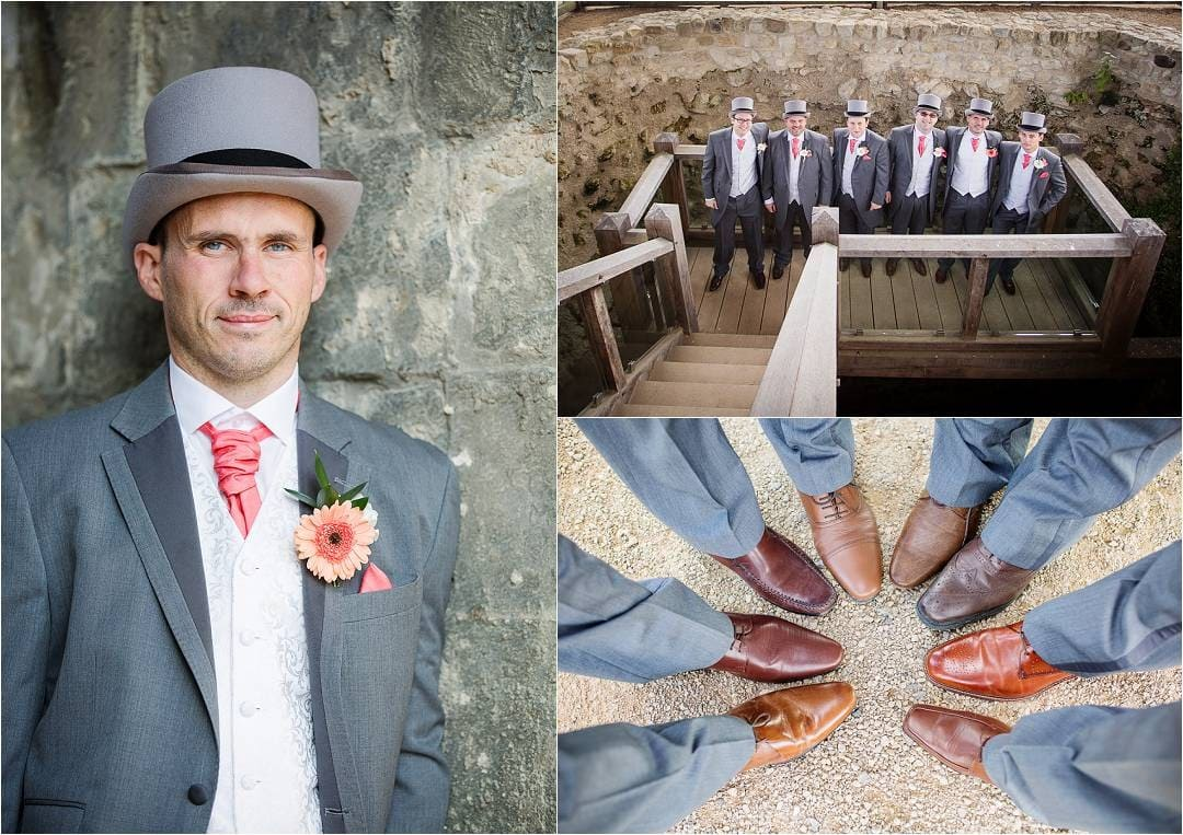 Farnham Castle – Grace and Liam Wedding 5