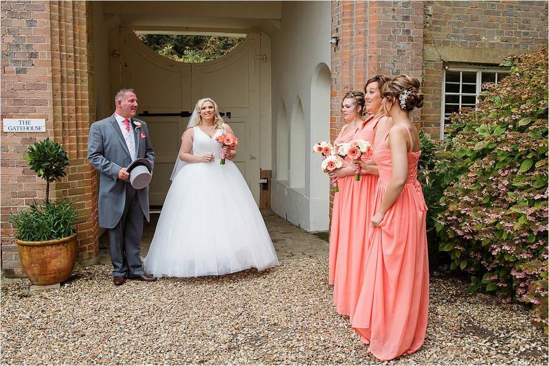 Farnham Castle – Grace and Liam Wedding 10