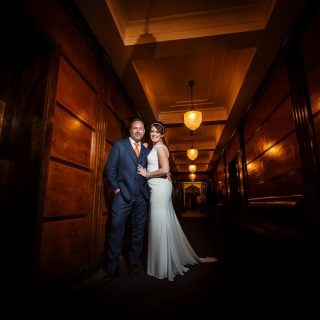 Luxury Wedding Photography at London Town Hall Hotel