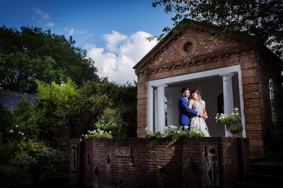 Nadia and Hakim - Micklefield Hall Wedding Photography 20