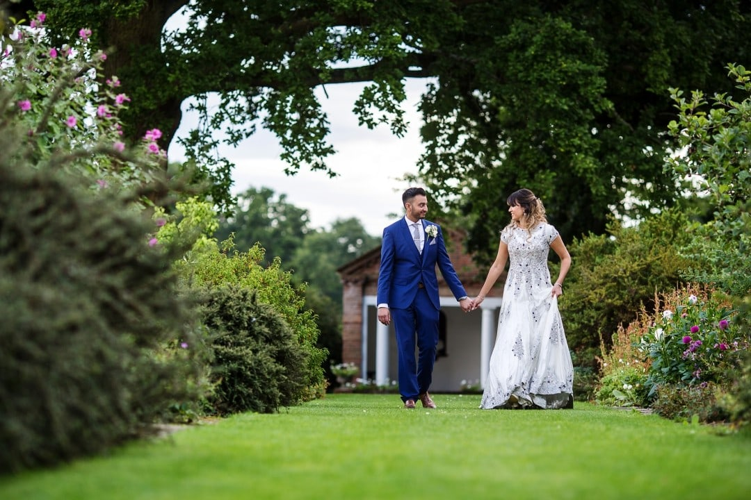 Nadia and Hakim - Micklefield Hall Wedding Photography 19