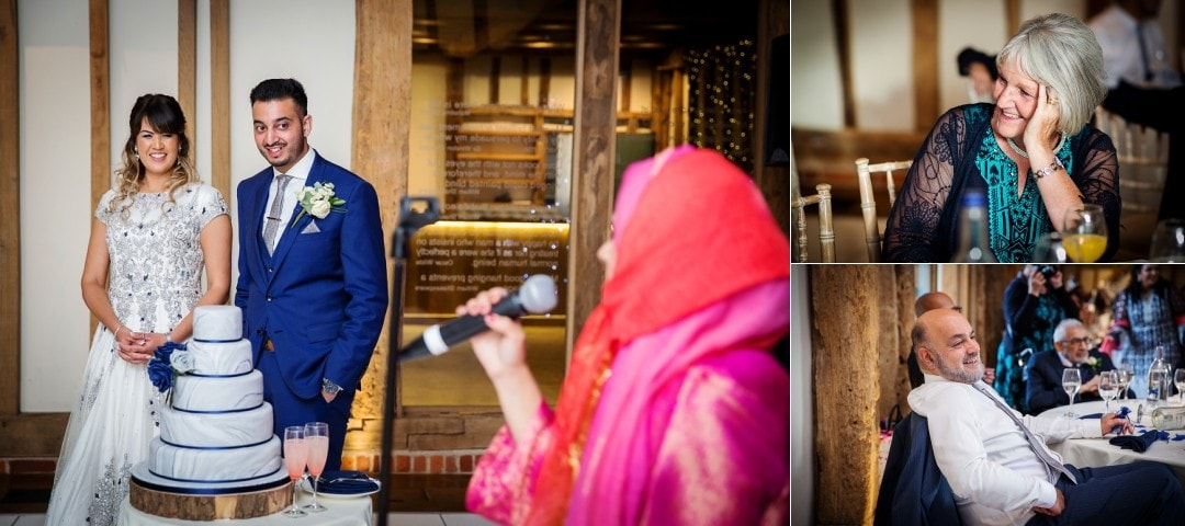 Nadia and Hakim - Micklefield Hall Wedding Photography 21