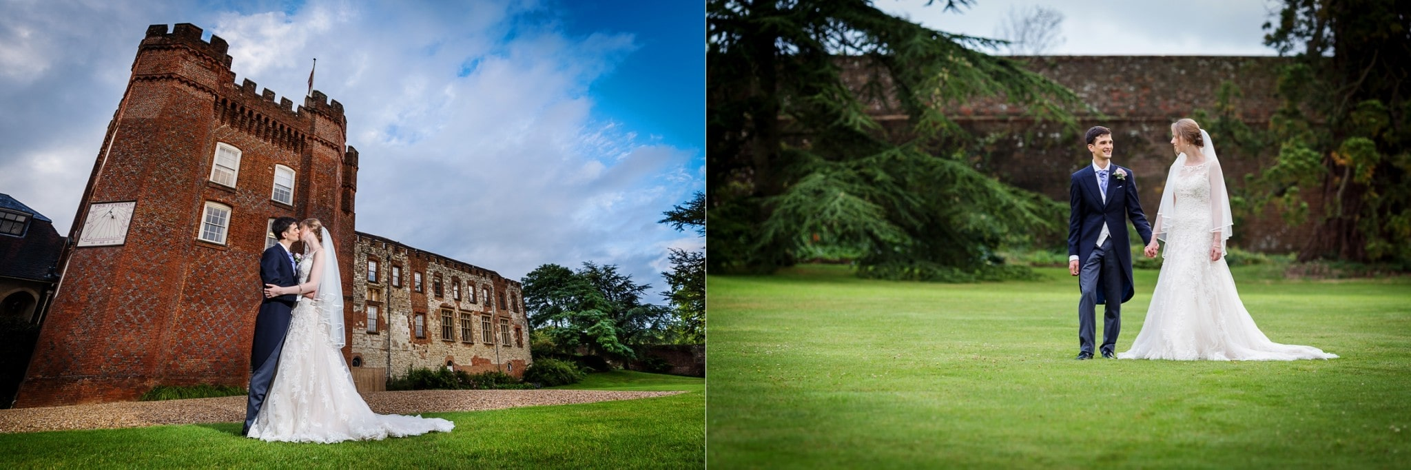 Farnham Castle Wedding Photography - Steph and Gee 23