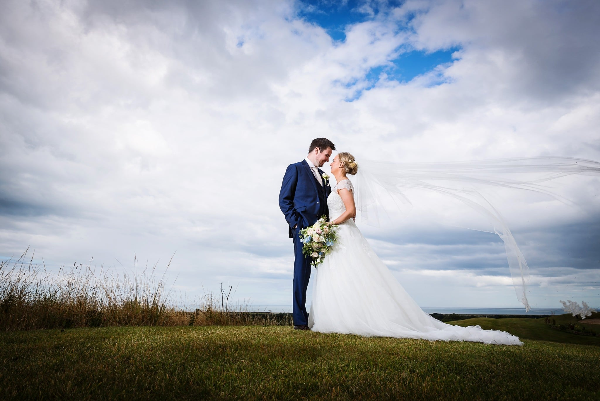 Wedding Photography at Co Wicklow Druids Glenn Hotel Wedding
