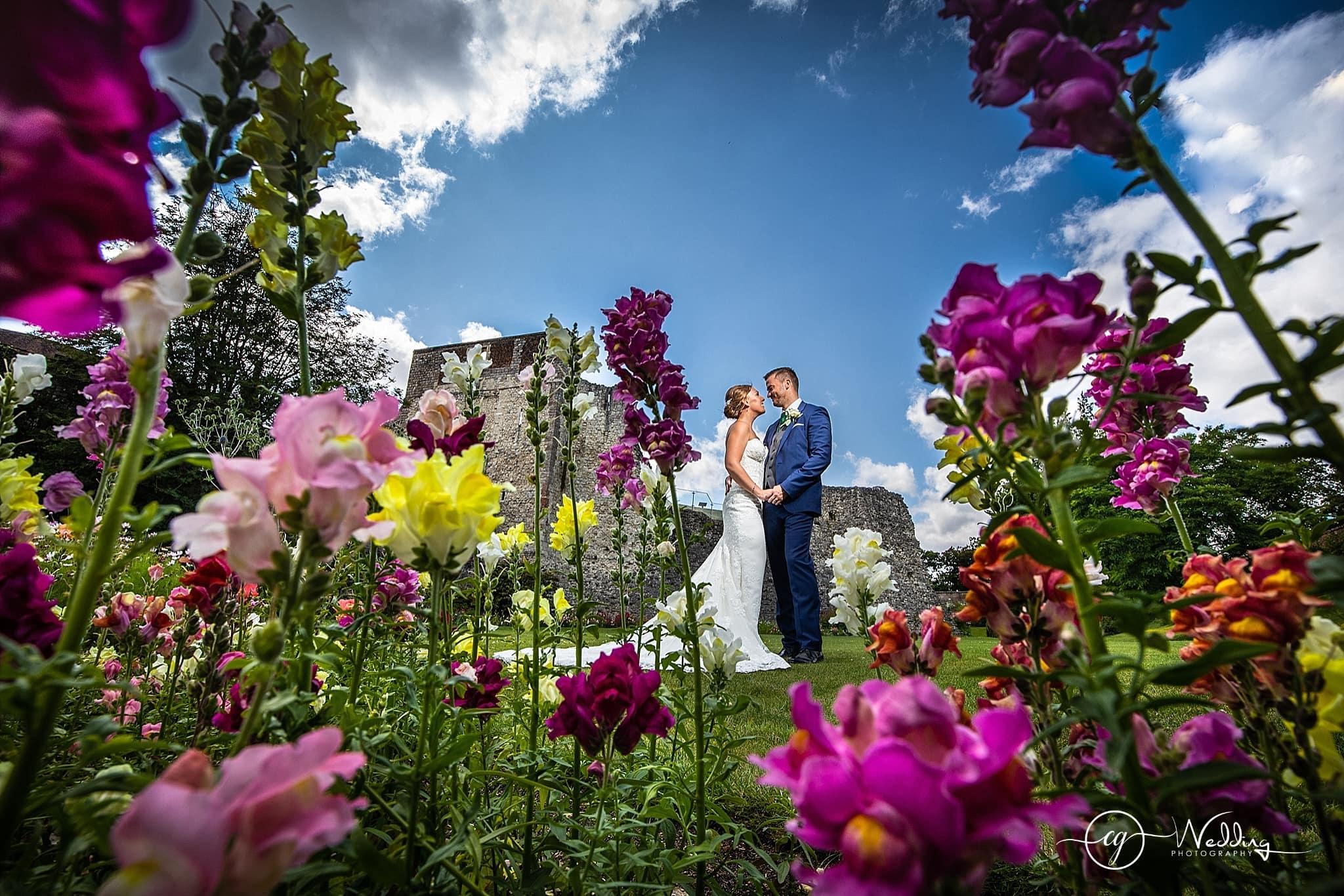 Farnham Castle Wedding Photo by WWW.CGPHOTOTGRAPHY.CO.UK
