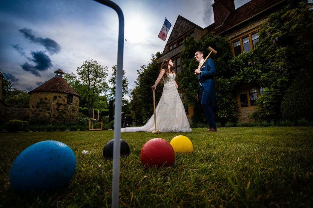 Belmond Le Manoir Wedding Photo