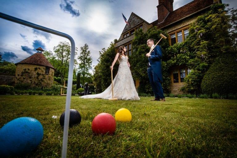 Lisa and Paul – Belmond Le Manoir Wedding Photography 1