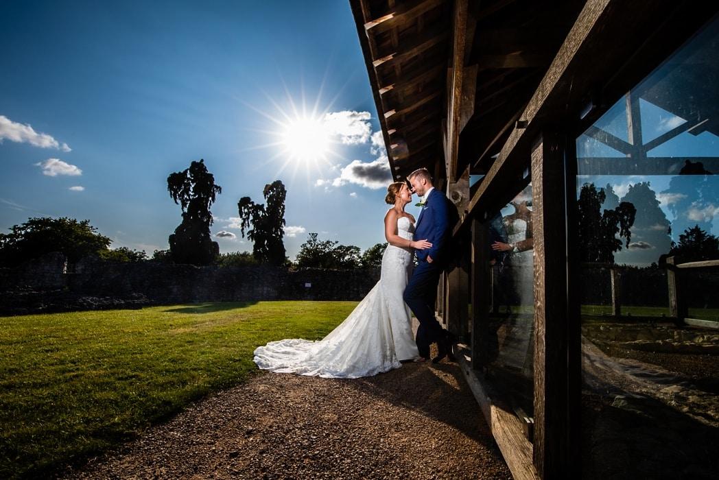 Farnham Castle Upkeep Wedding Photography