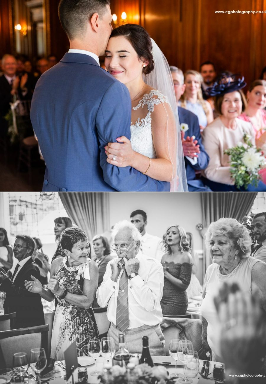 Documentary Surrey Wedding Photography