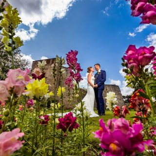 Farnham Castle Wedding Photographer Surrey