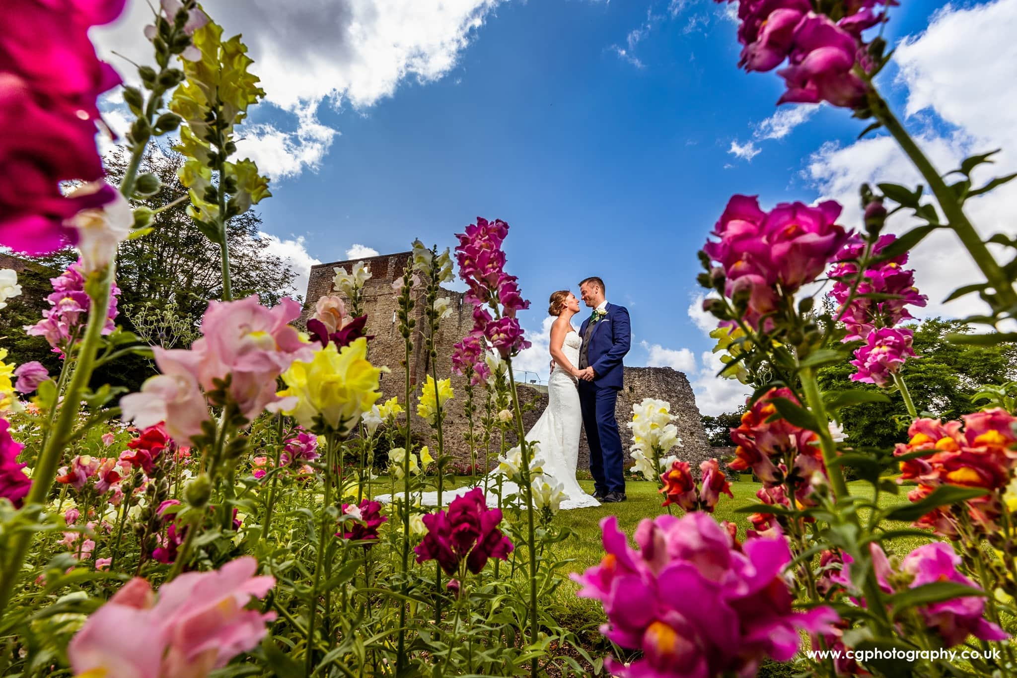 Farnham Castle Wedding Photographer Surrey
