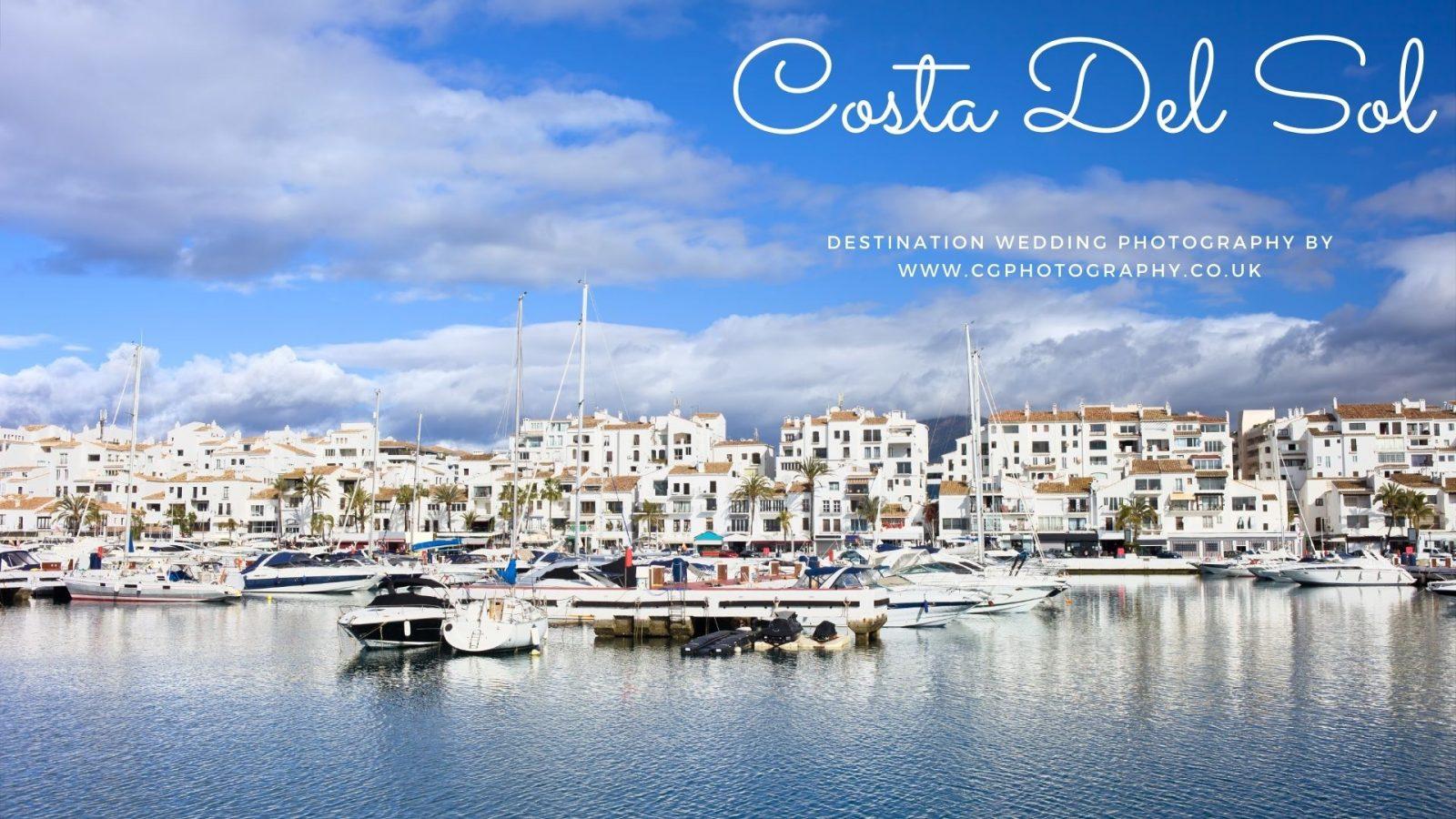 Weddings Abroad in Costa Del Sol