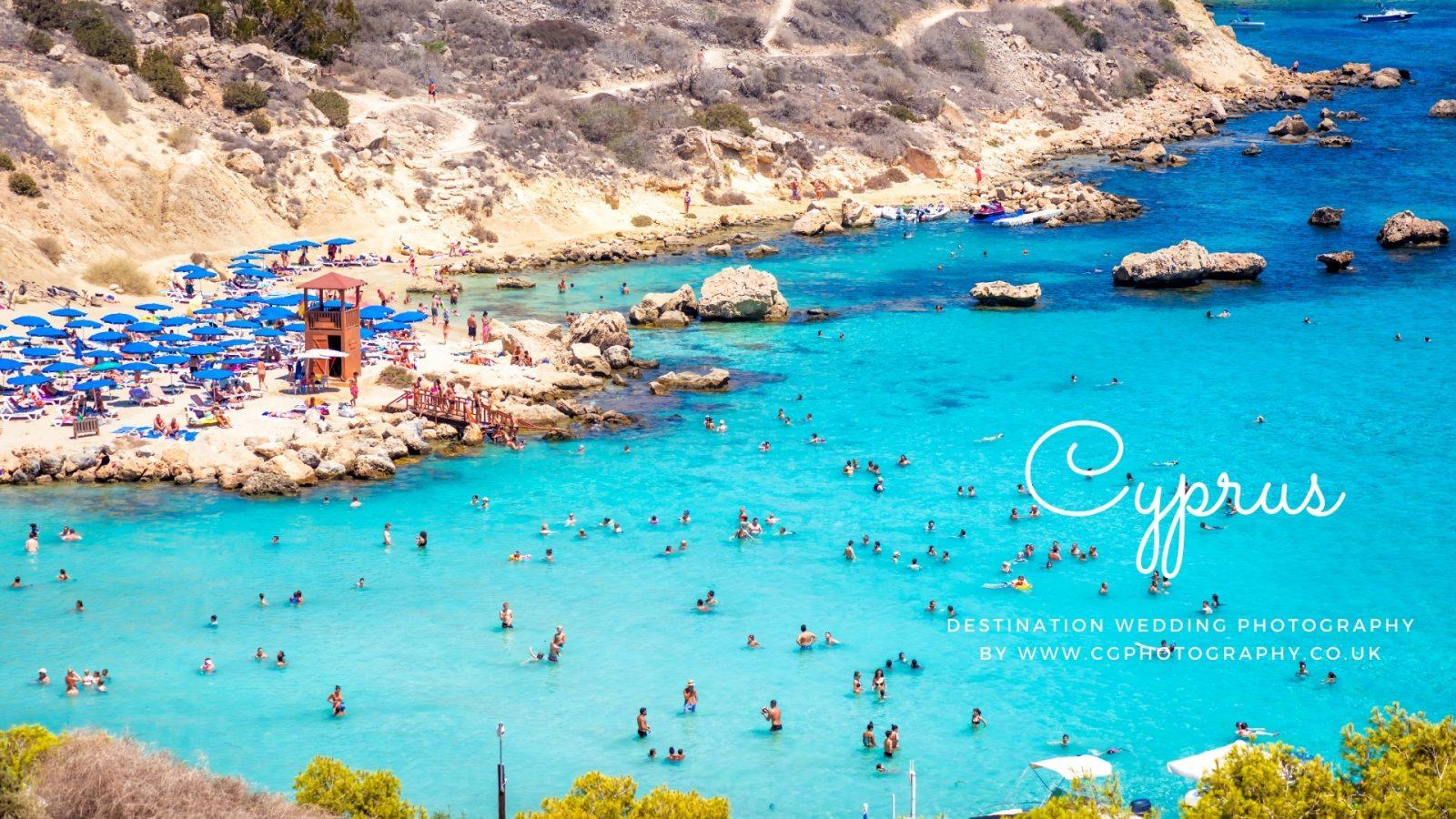 Destination Wedding Photographer Cyprus
