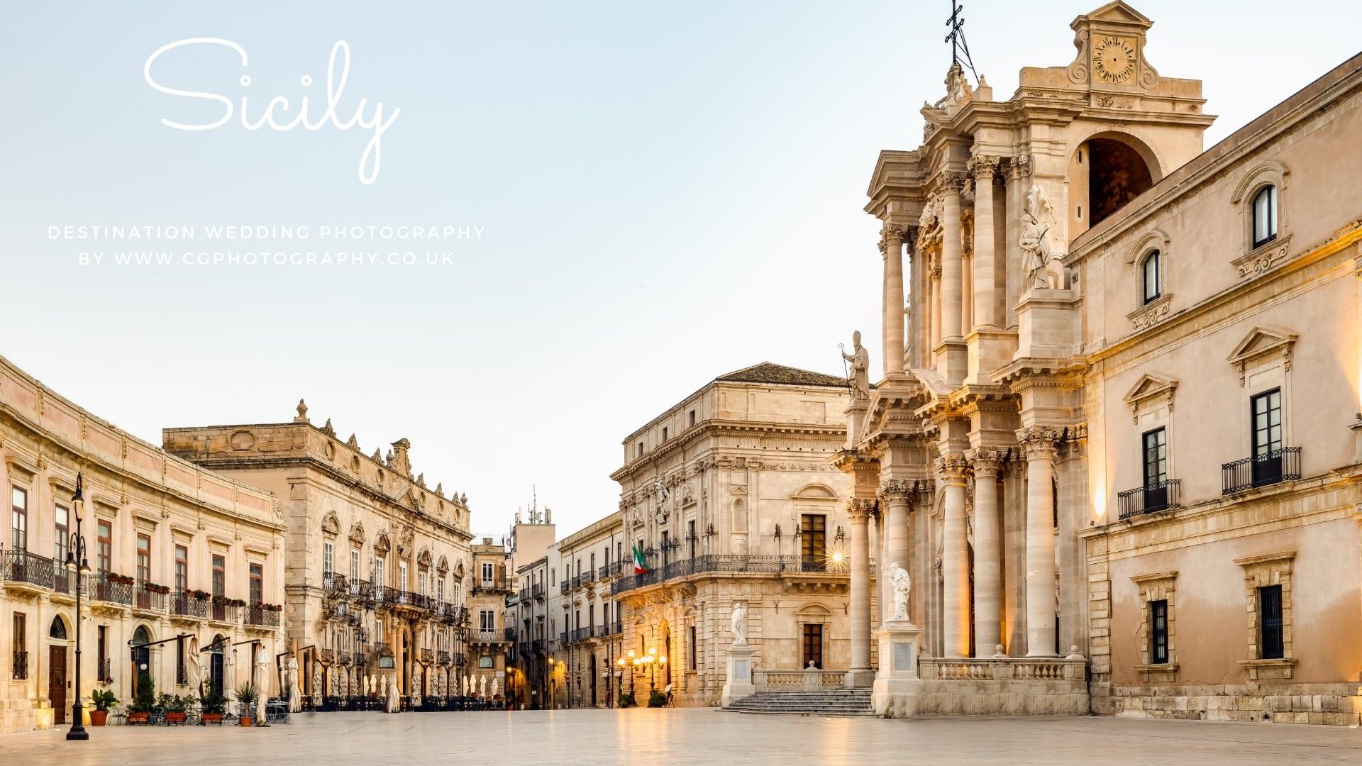 Weddings Abroad Sicily