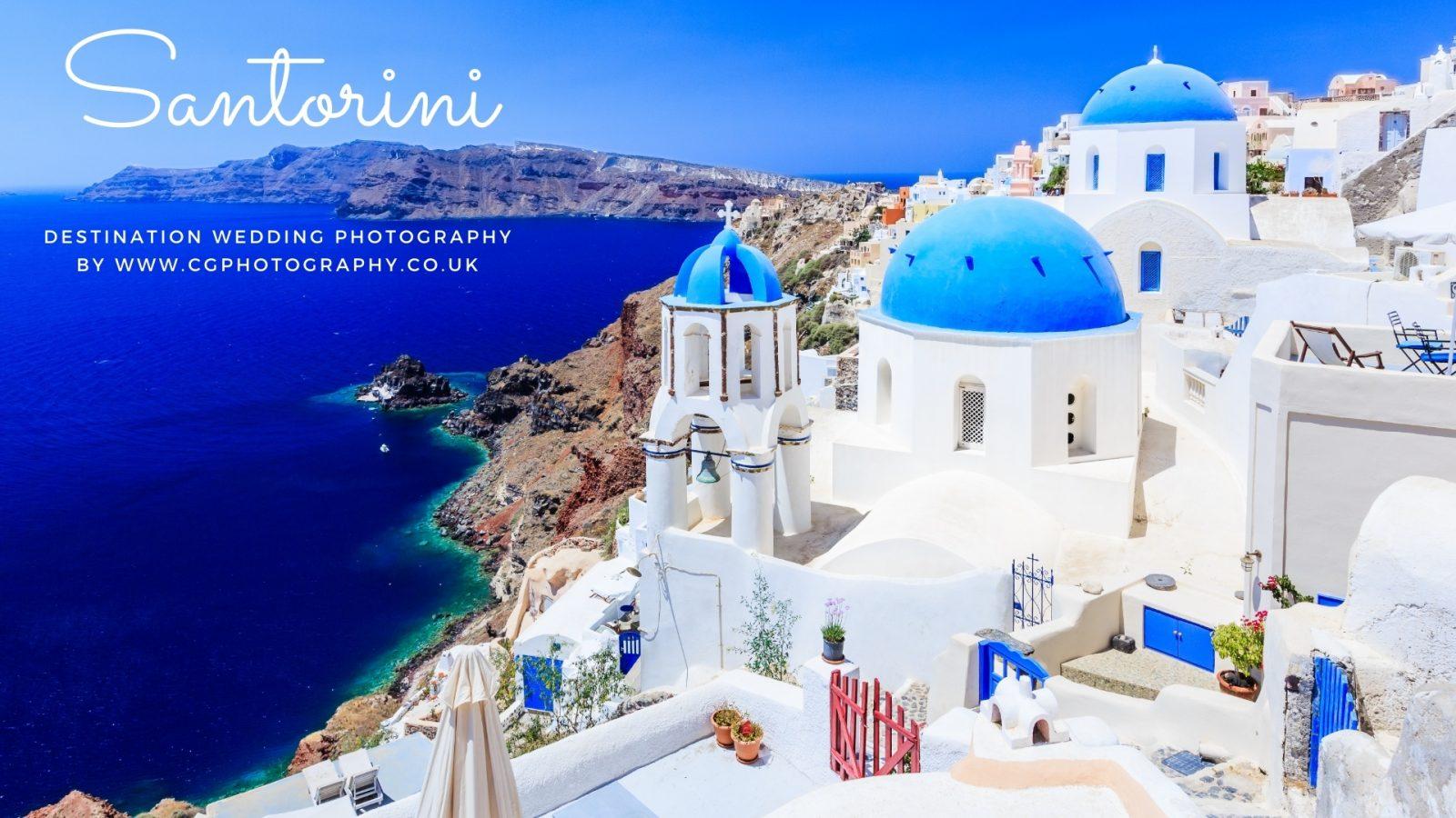 Wedding Photographer Santorini Weddings Abroad