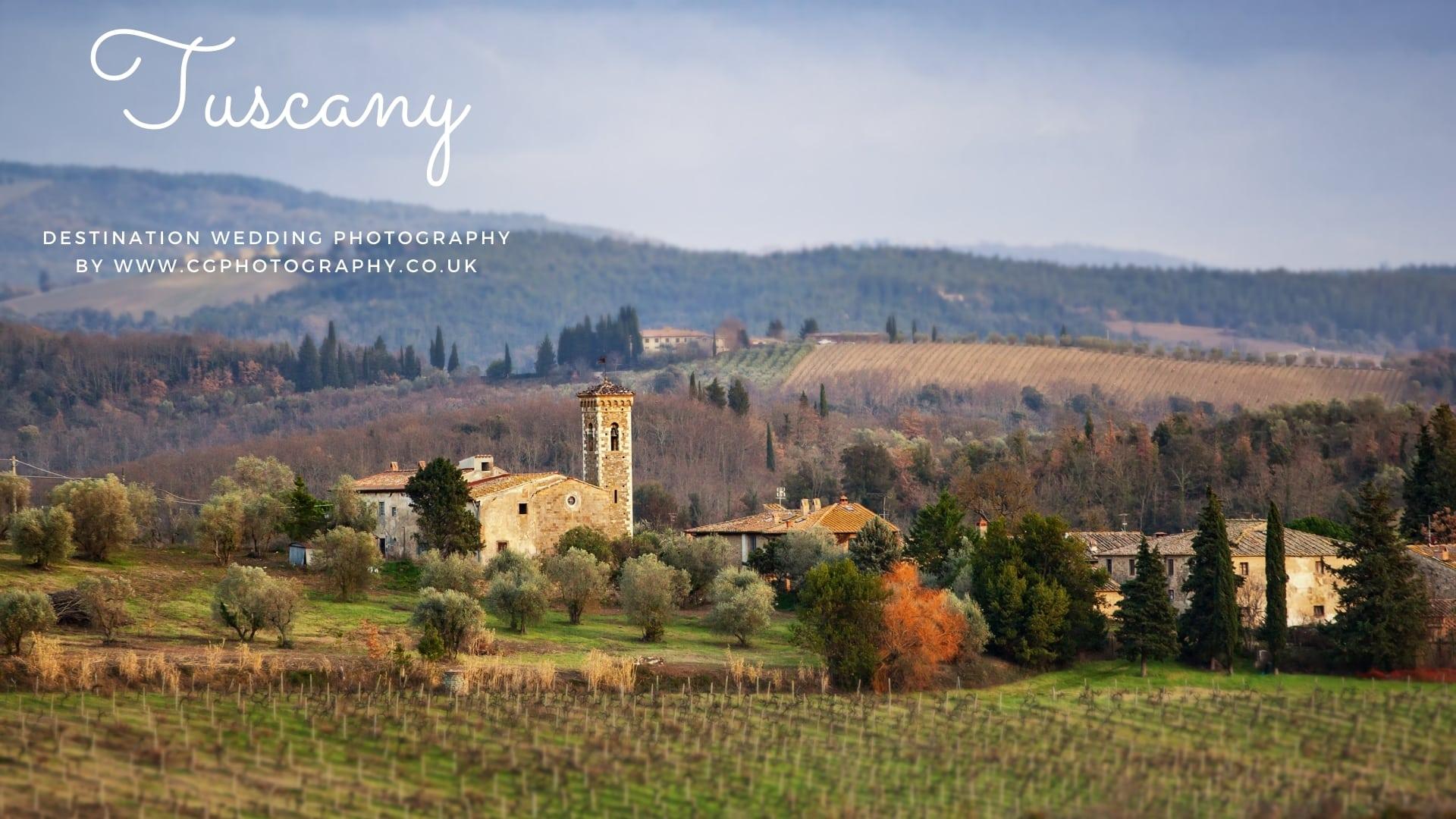 Italian Vibe Tuscany Wedding Abroad Photographer