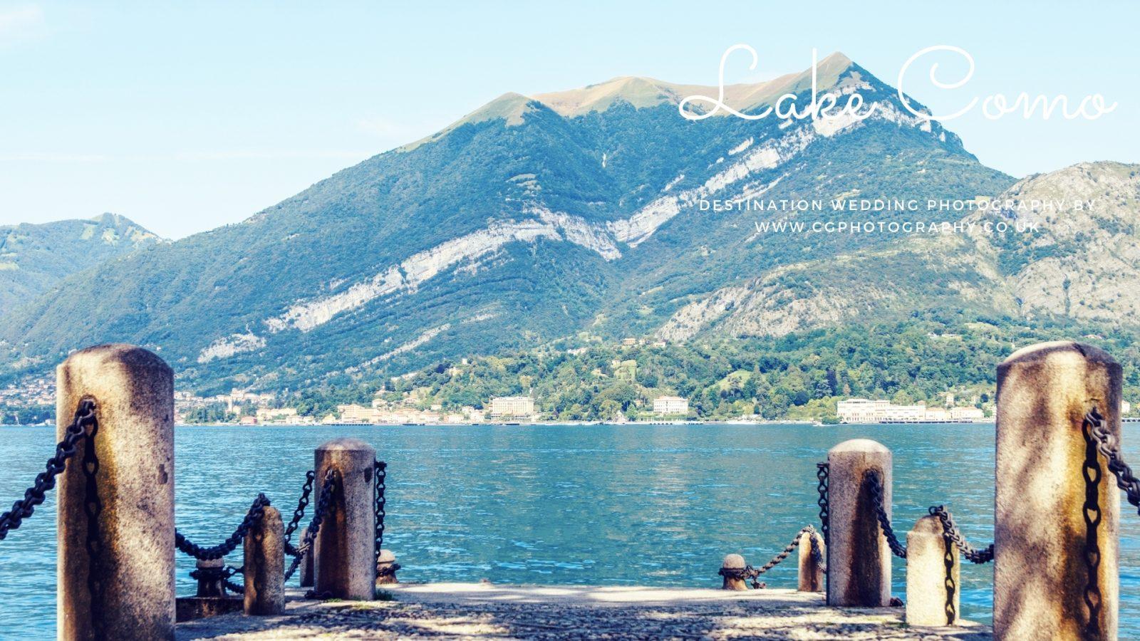 Lake Como Photographer