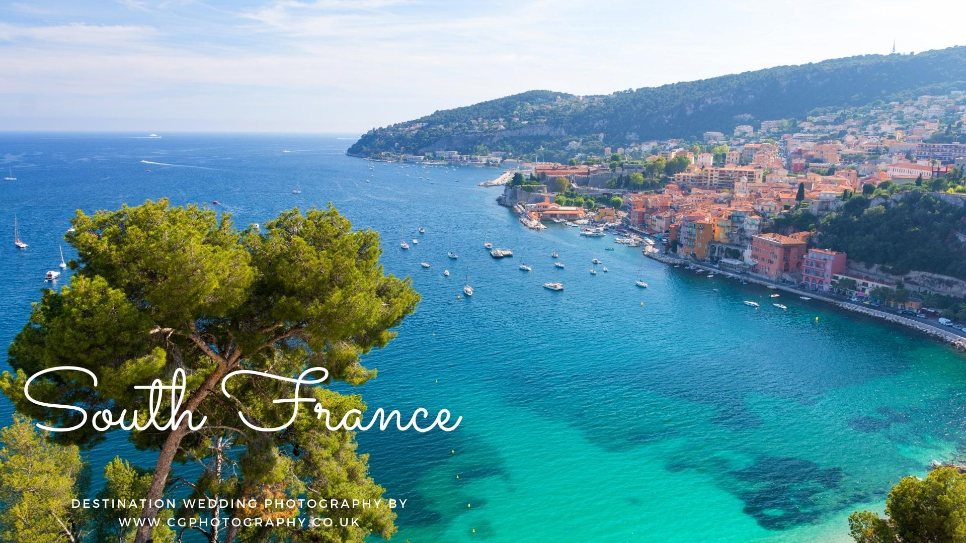 South France Wedding Photographer