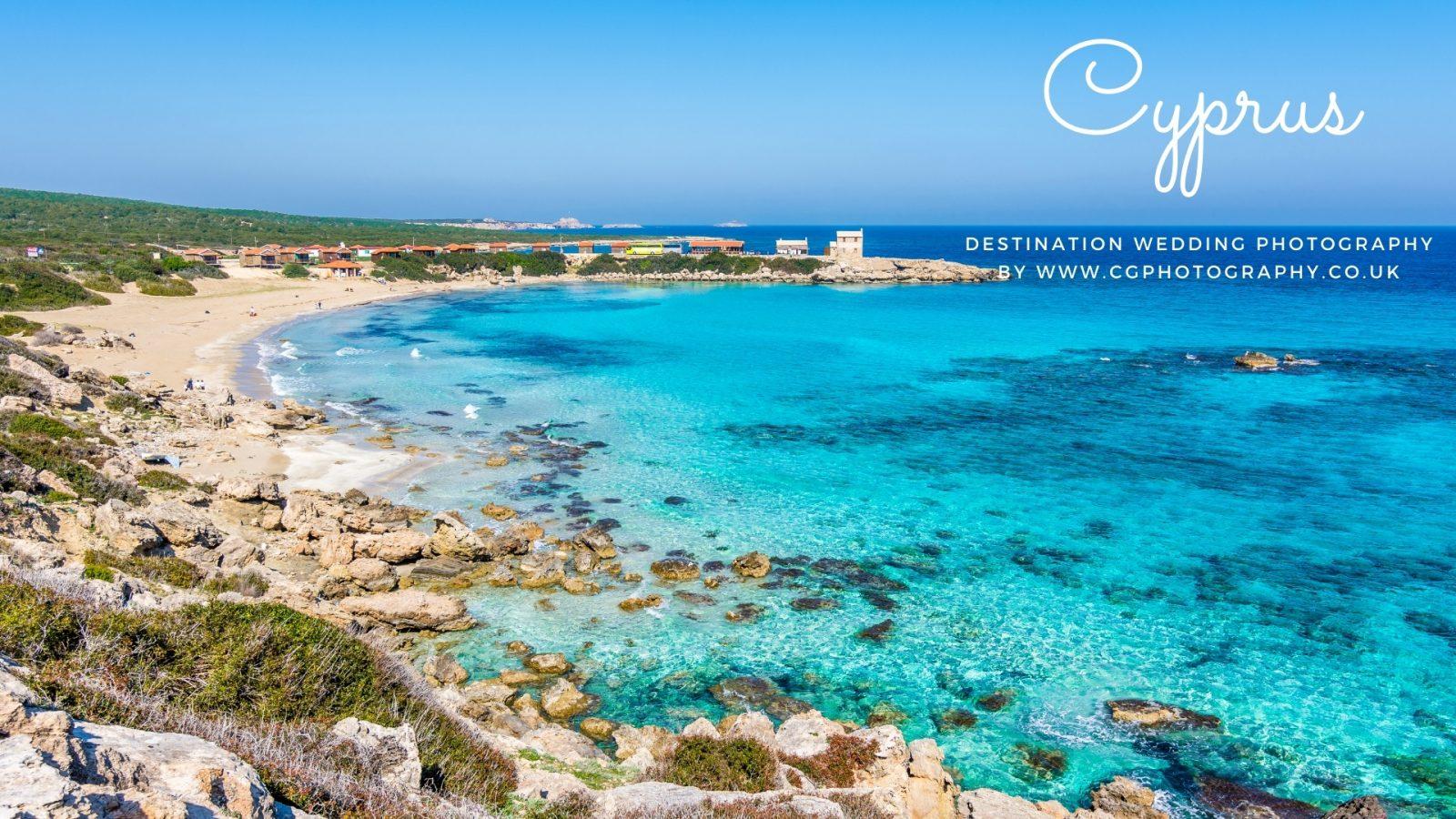Beach Wedding in Cyprus