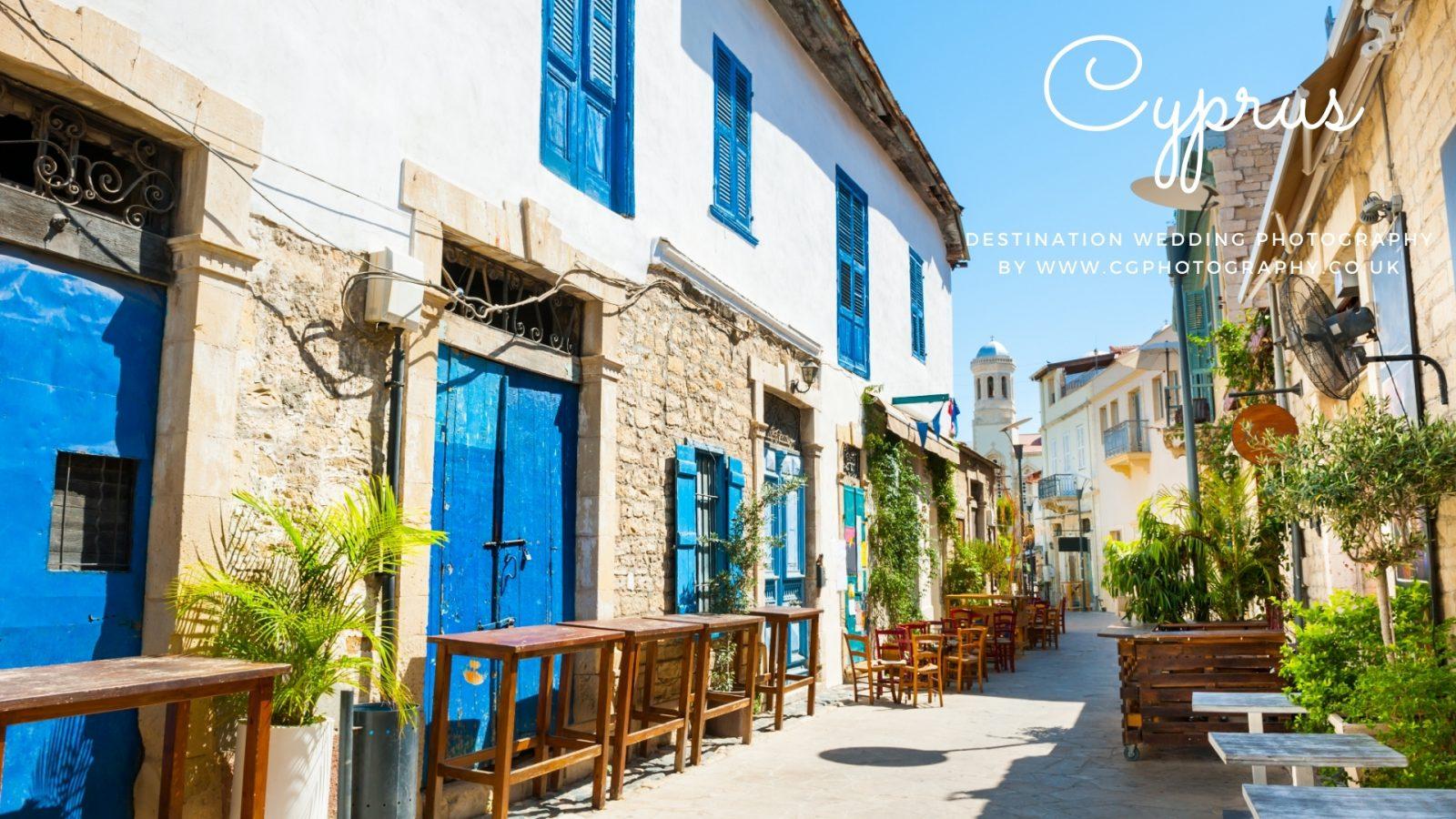 Weddings Abroad in Cyrpus