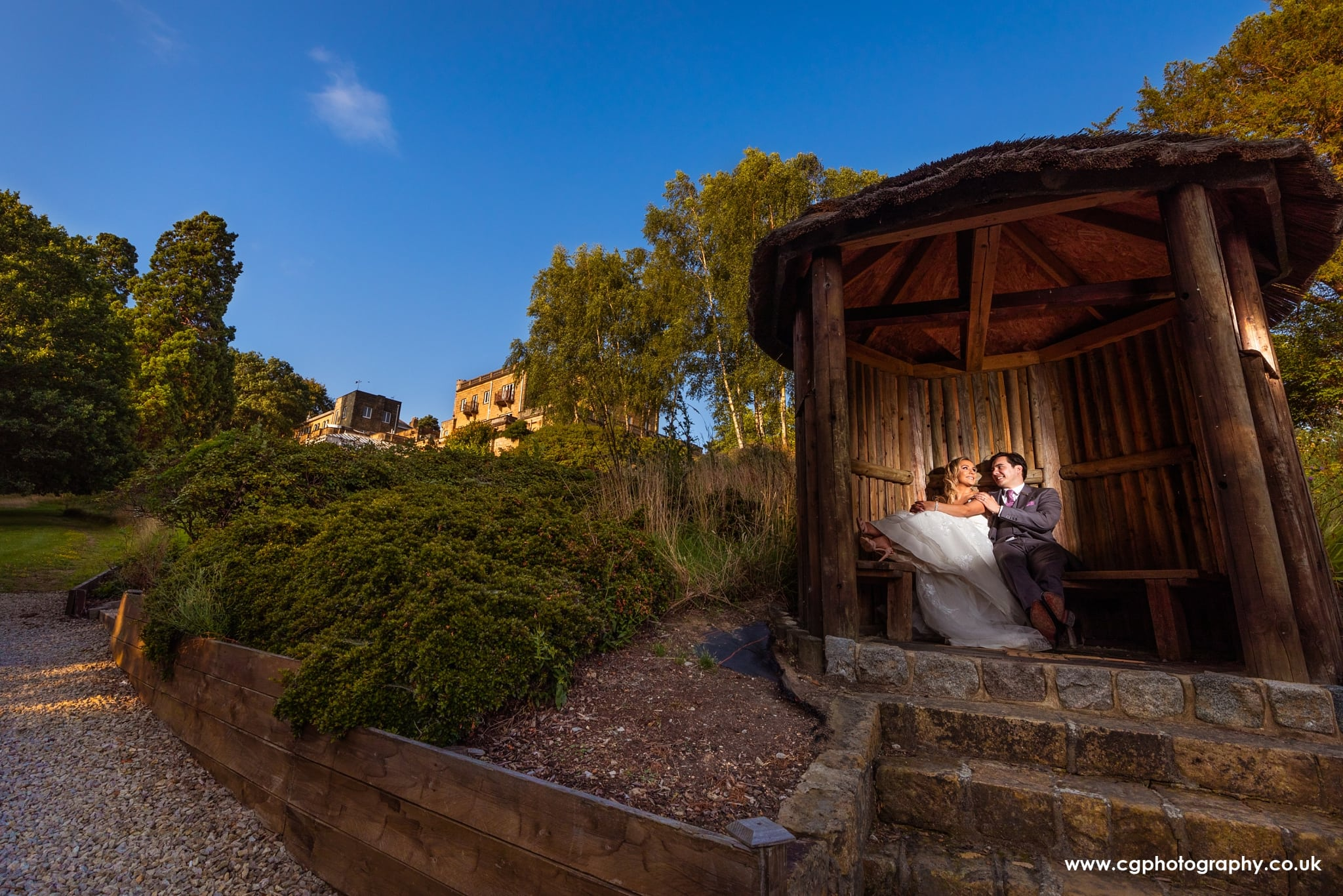 Salomon Estate Wedding Photographer